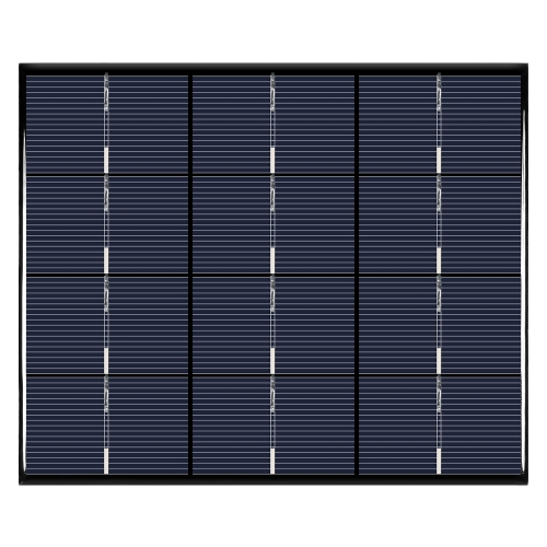 3.5W 6V policristalino Silicon Solar Painel Solar Cell para DIY Power Charger 165 * 135mm