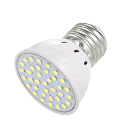 LED Spot Light Bulb E27 Socket Base LED blanco SMD2835 AC220V-240V Portable