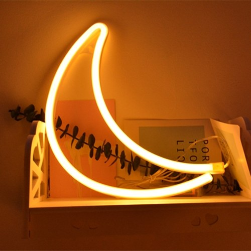 $1.91 OFF LED Neon Lamp USB Charging,free shipping $8.99(Code:MH21367)