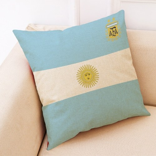 46% OFF The 2018 World Soccer Cup Home Decor Cushion Sofa,limited offer $3.40