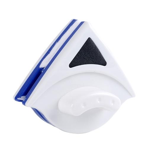 Треугольно-магнитный оконный очиститель Двусторонний 3-8 мм