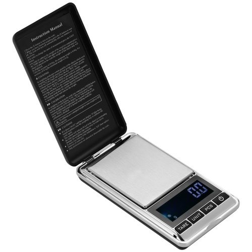 500g/0.01g High-precision Pocket Scale Accurate Kitchen Scale Jewelry Scale Mini Food Scale Electric Kitchen Scale Baking Scale