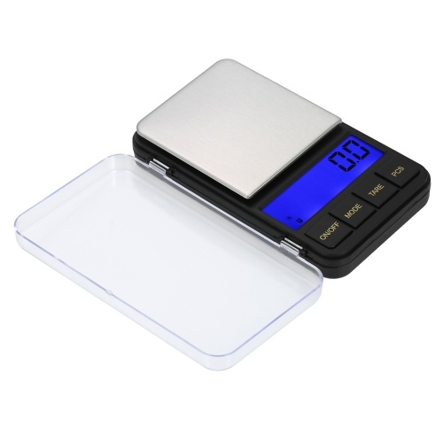 200g/0.01g High-precision Pocket Scale Accurate Jewelry Scale Kitchen Scale Mini Food Scale Electric Kitchen Scale Baking Scale