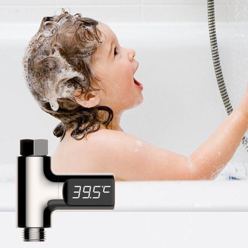 Instrument de mesure de température de l'eau de mètre d'eau de LED