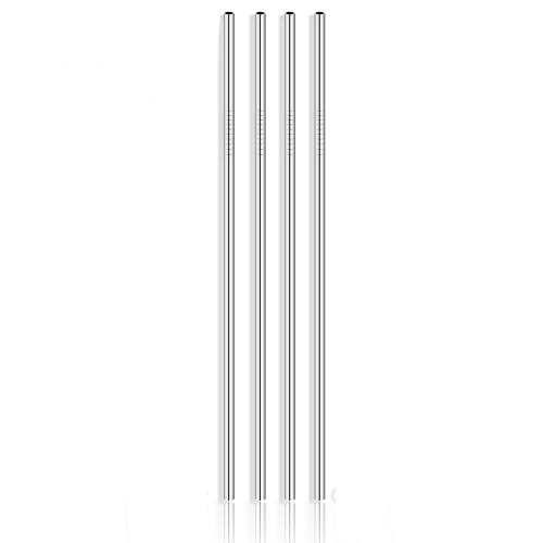 Reusable 304 Stainless Steel Straw