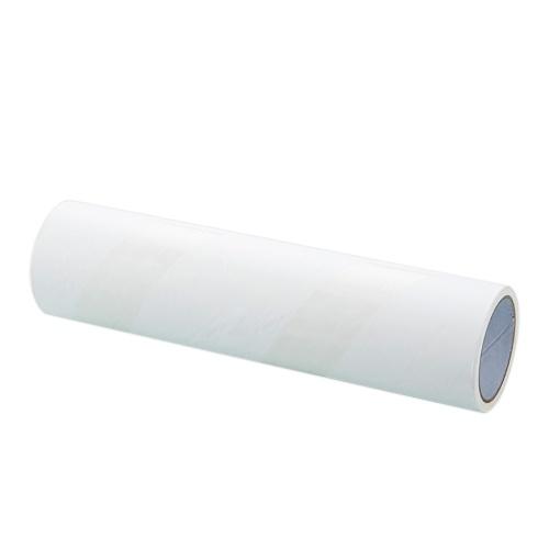 60 folhas / Roll Sticky Roller Recarga Lint Roller Sticky Papers