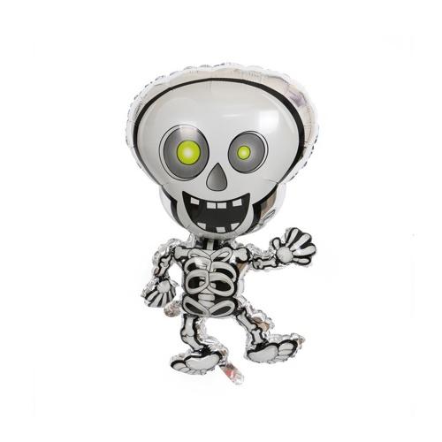 1 pc Halloween Pumpkin Ghost Balony Dekoracje imprezowe Balony z folii aluminiowej nadmuchiwane zabawki