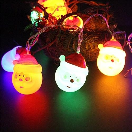 Bonito Natal Papai Noel Pingente Decorativo