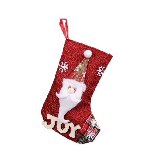 Meias de Natal Meias Sacos de Doces de Presente