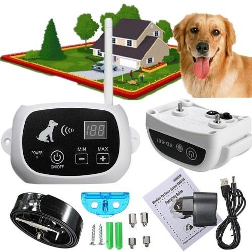 Drahtloser elektrischer Hundezaun