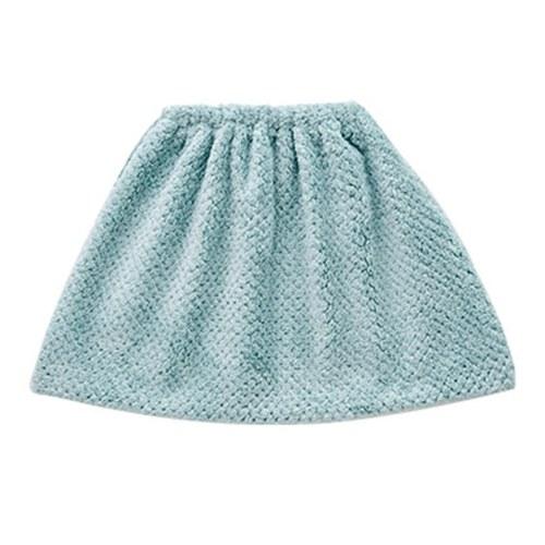 Práctica cocina en casa Coral Fleece Repuesto Escoba Barrido de tela Bolsa de reemplazo