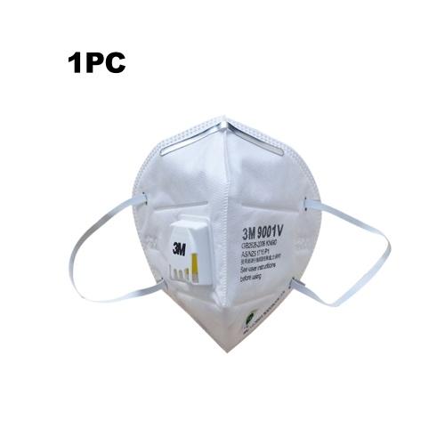 1pcs 9001V  Anti Fog Haze Mask