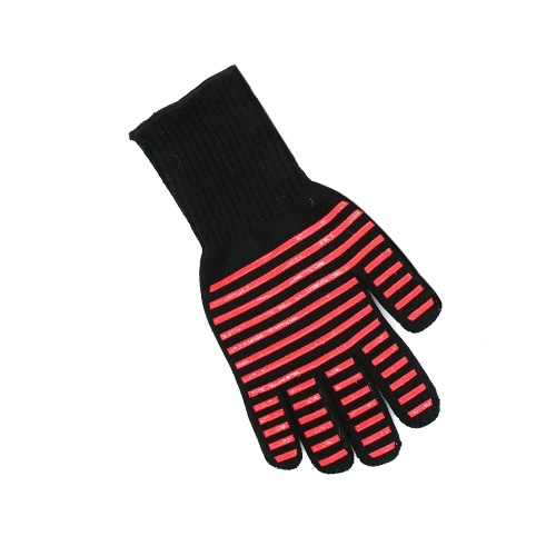 1Pair Long Heat Proof Oven Mitt Glove