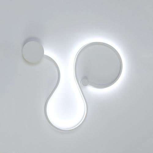 Estilo moderno llevó la lámpara de techo de acrílico de la lámpara