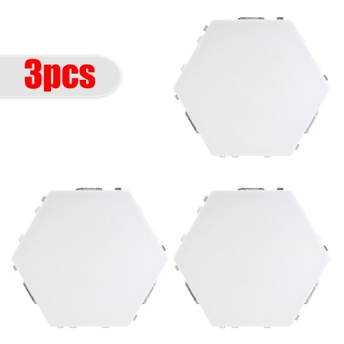 3PCS Wall LED Éclairage ambiant