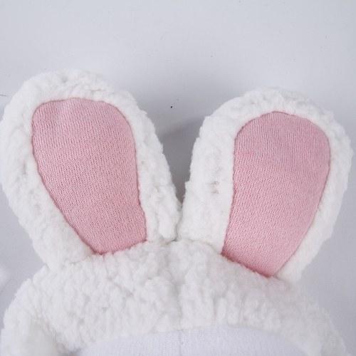 Cute Pet Rabbit Ears Hat para