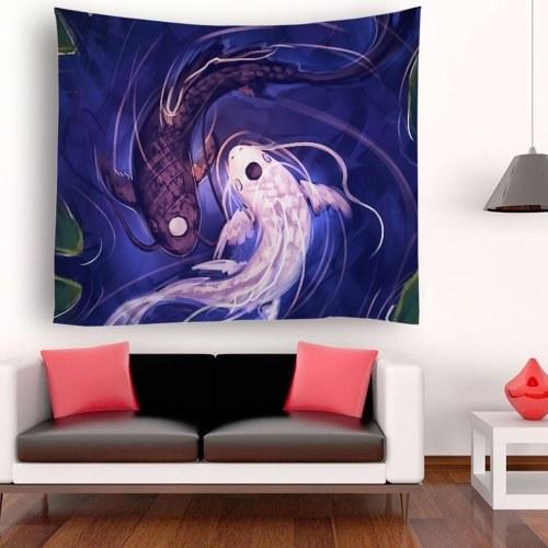 Tapeçaria tapeçaria Animais Tapeçaria tapeçaria decorativa de parede
