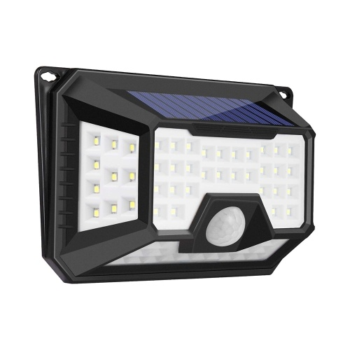 66LED Solar Security Light