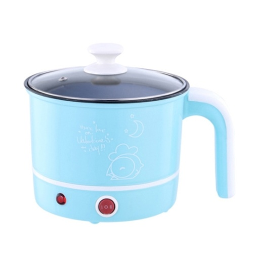 1.8L Capacity Mini Electric Cooking Pot Rapid Noodles Cooker