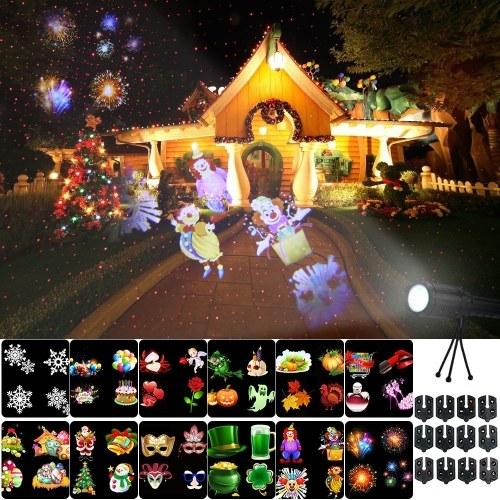 Luces de Proyección Luces de Navidad LED