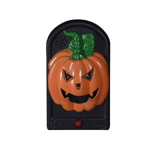 Campanello di Halloween Voce orribile Urlando Puntelli di Halloween