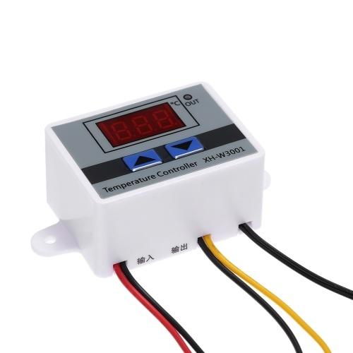 XH-W3001 Intelligenter digitaler Mikrocomputer-Temperaturregler mit LED-Anzeige