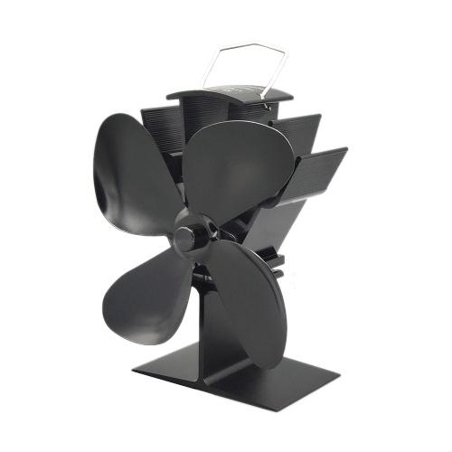 4ブレード熱エネルギーバーナーファン