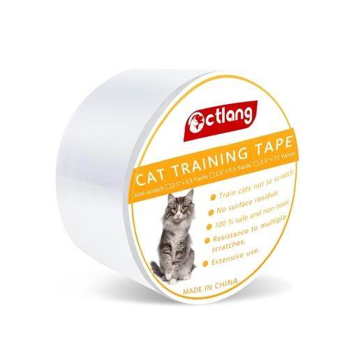 Anti-Scratch Cat Training Tape Muebles Sofá Protección