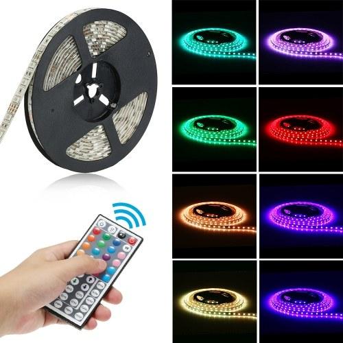 Kit de luces de tira de LED 300LEDs Luces flexibles RGB impermeables