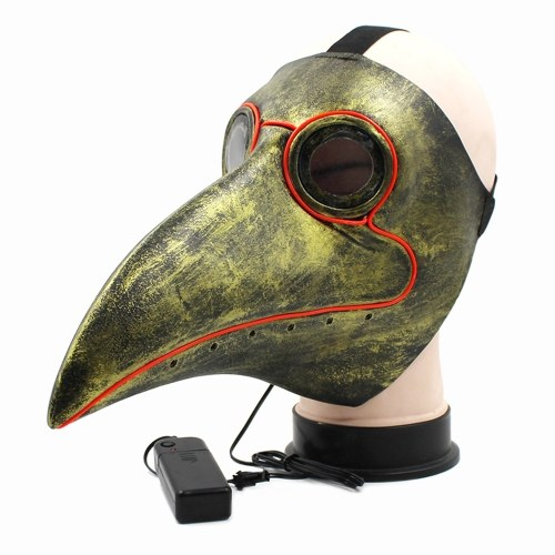 Bird Beak Mask Doctor Raven Mask