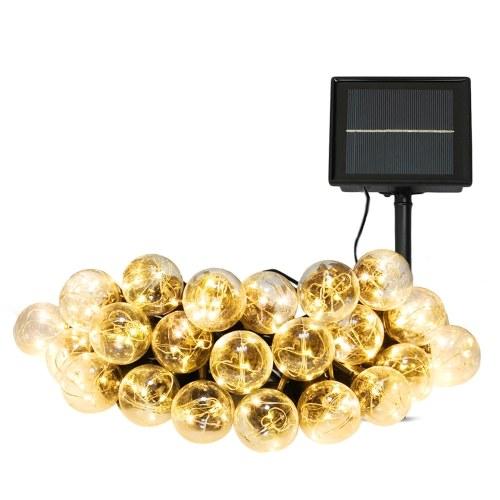 G40 Solar String Light 25 Luz LED