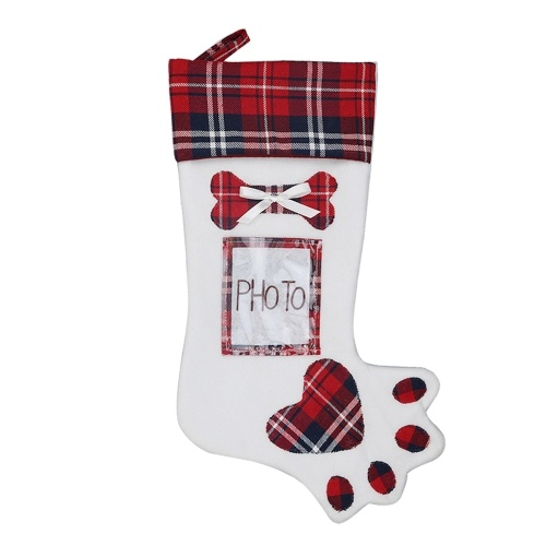 Christmas Socks Gift Bag For Christmas Party Decorating