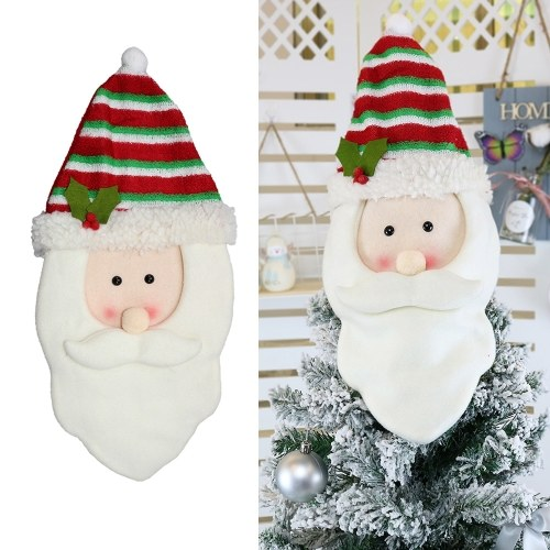 Christmas Decoration For Christmas Party Decorating Christmas Tree Cap