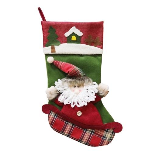 Christmas New Style Creative Christmas Socks