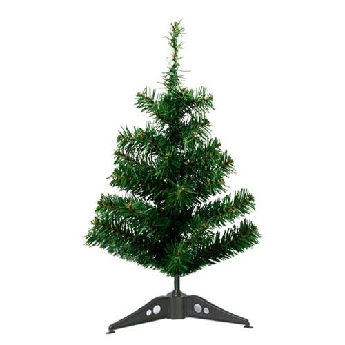 Árbol de Navidad 45cm / 60cm PVC Decoraciones para el hogar