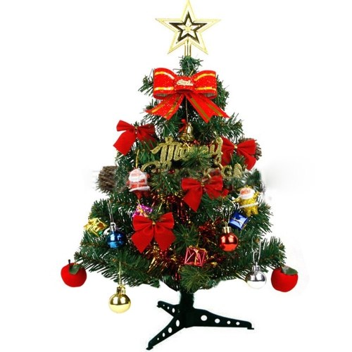 Christmas Tree Artificial Christmas Tree With Ornaments