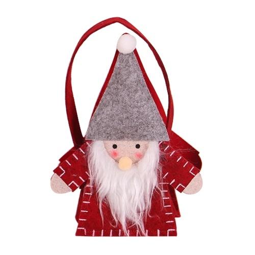 Weihnachtssüßigkeit-Beutel-Waldmann-Handtaschen-Geschenk-Beutel