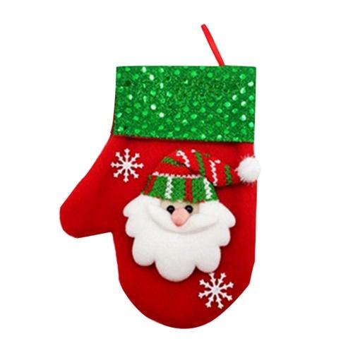 Christmas Candy Bag Cutlery Bag
