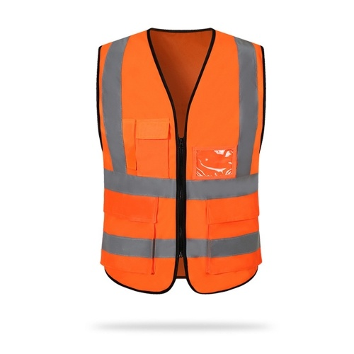 Vest Reflective Safe Vests