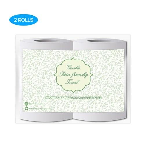 Hochwertige Blockpapierpapier-Geweberollen Verdickte Rolle Toilette Weiches und bequemes Papier Tägliche Notwendigkeiten