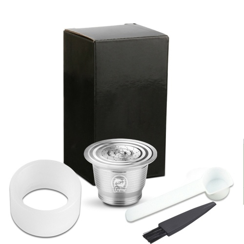 Compatible With Nespresso Stainless Steel Coffee Capsule