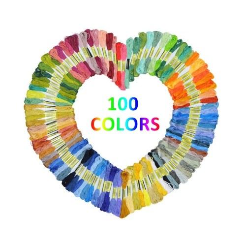 Rainbow Embroidery Floss