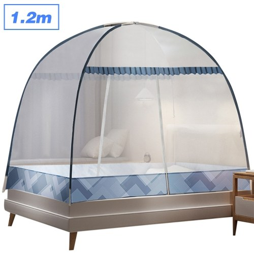 No Assembly Required Mosquito Net
