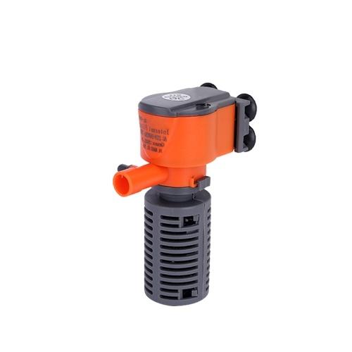 Mini acuario con filtro 3W / 5W 3 en 1