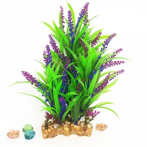 12Inch Tall Aquarium Artificial Plants