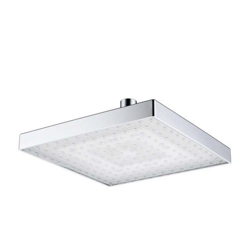 Cabezal de ducha tipo lluvia LED para baño