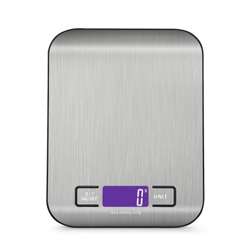 Báscula de cocina digital de 11 lb