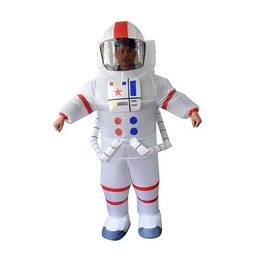 Disfraces de Cosplay de traje de astronauta inflable