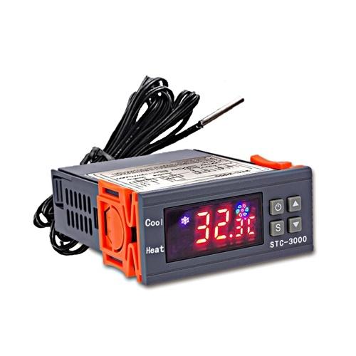 Controlador de interruptor de temperatura digital STC-3000