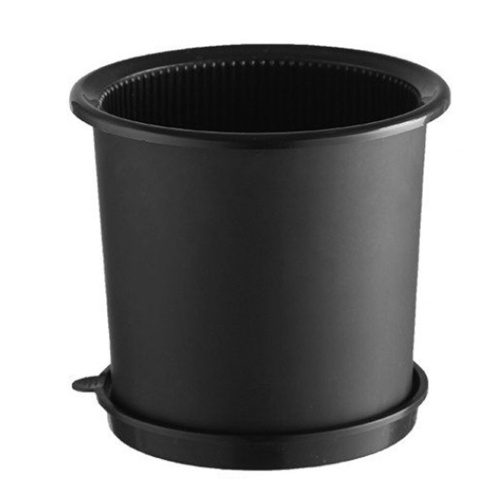 Eco-Friendly Lastics Resin Breathable Dual-Layer Flowerpot